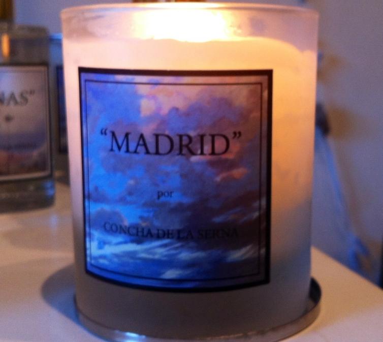 Madrid vela