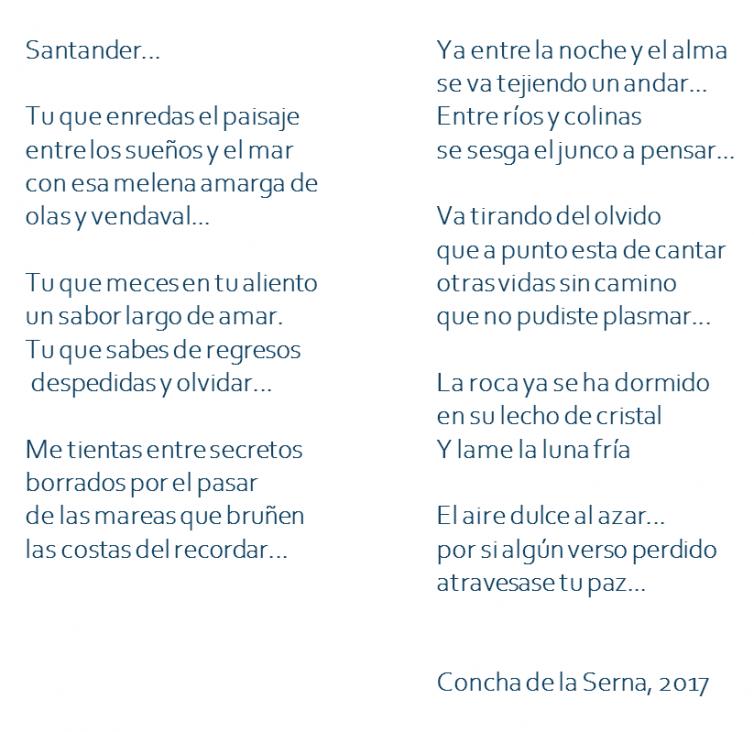 Poesía Santander